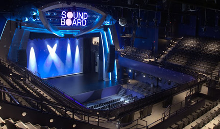 Sound Board at MotorCity Casino Hotel