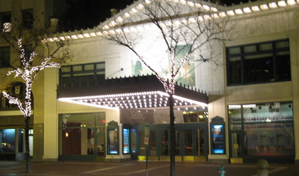 Hilbert Circle Theatre: Indianapolis Symphony Orchestra