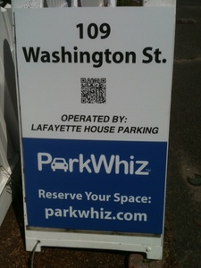Lafayette House Parking