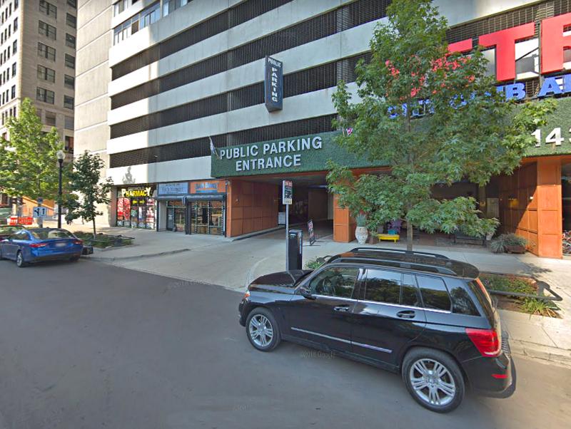 Find & Book Detroit Parking - Downtown Detroit Parking