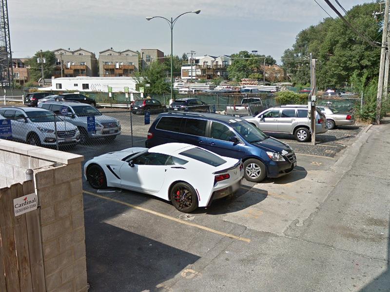 A4cade Parking