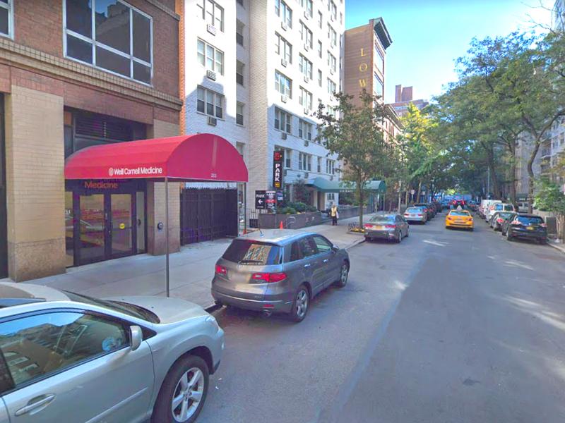 Upper East Side Parking - Find Parking in Upper East Side, NYC
