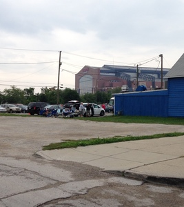 Meridian Parking