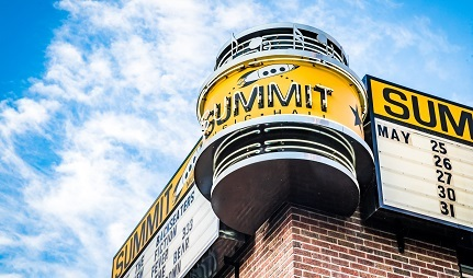 Summit Music Hall