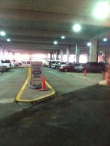 Denison Parking
