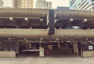 Monroe/Wells Garage