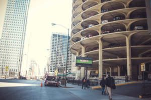 Marina Towers Garage