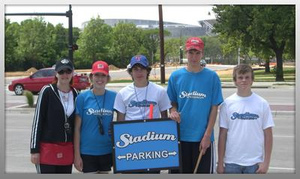 Stadium Parking LLC - Lot 4