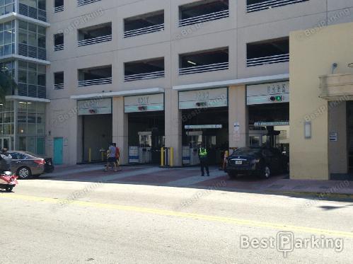 Miami Beach Parking Find Compare Save