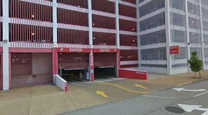 Stadium West Garage
