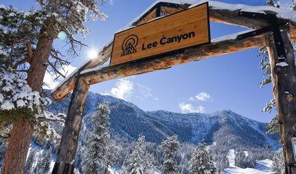 Lee Canyon