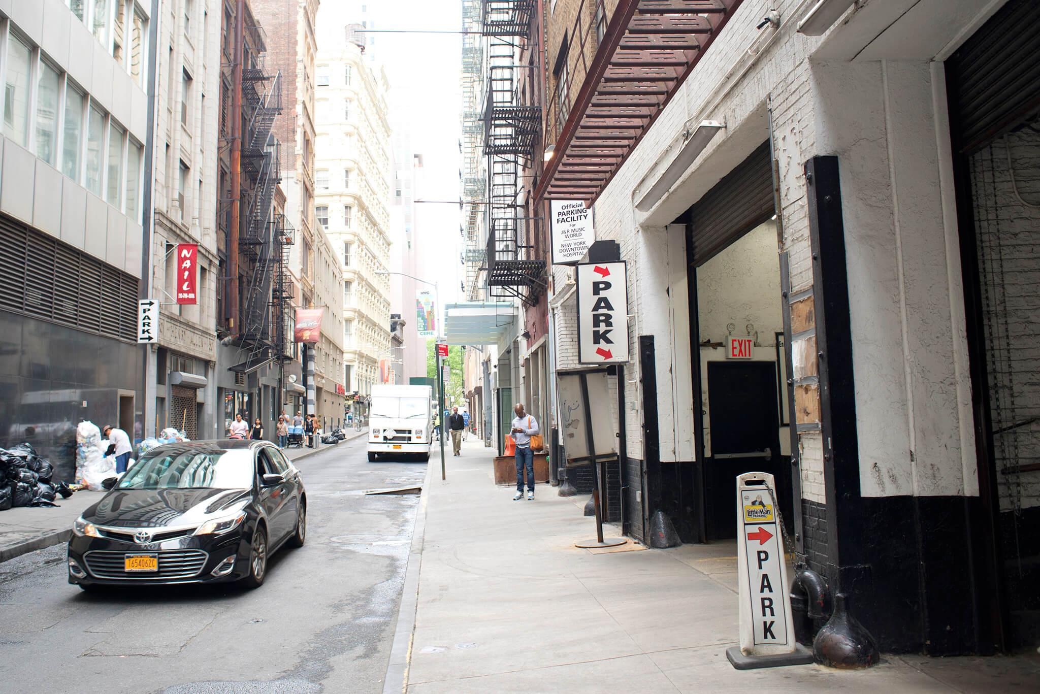New York Downtown Hospital Parking Find Parking Near New York