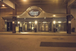 Fairmont Hotel - Valet