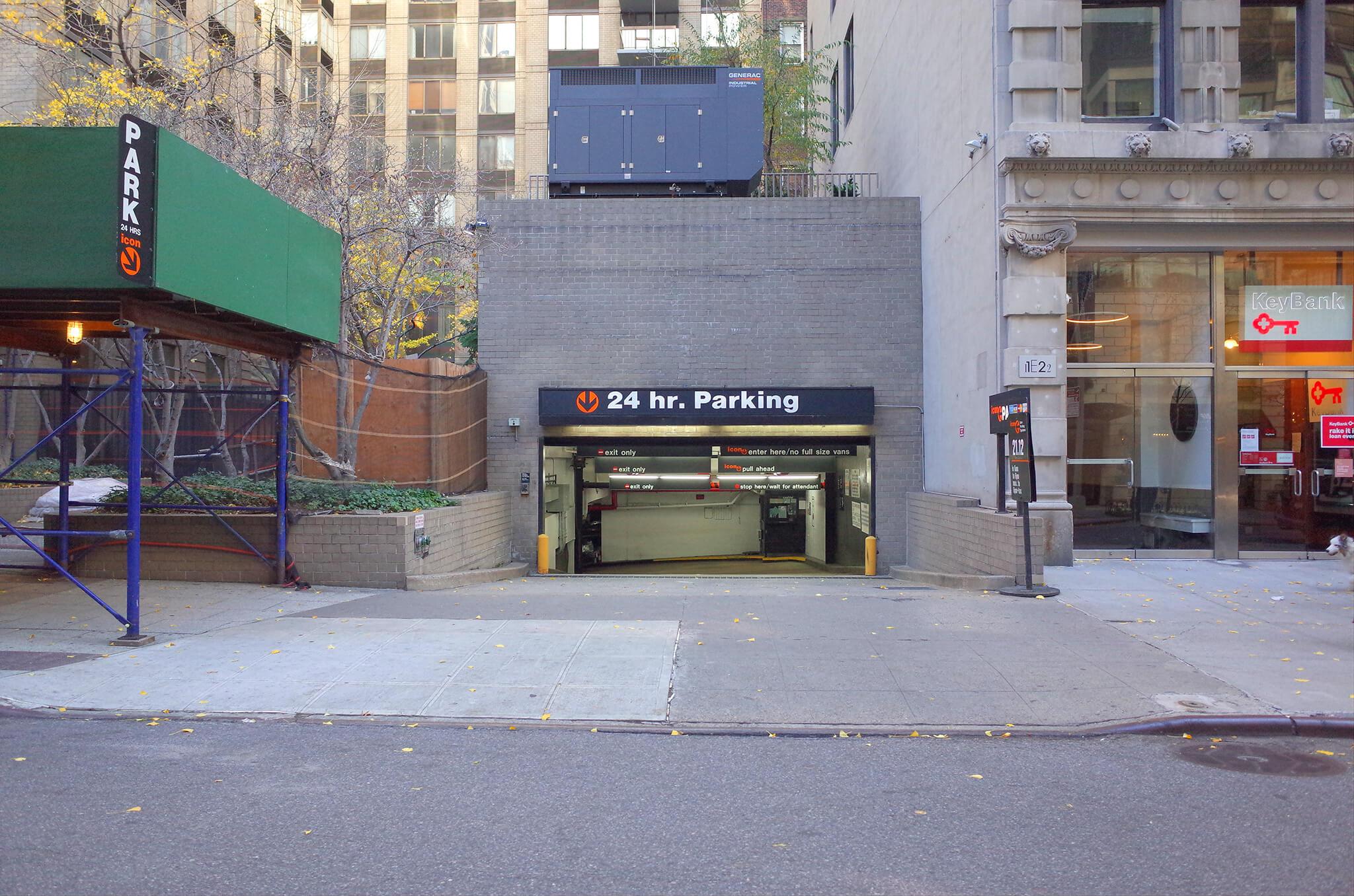al di la Trattoria Parking - Find Parking near al di la