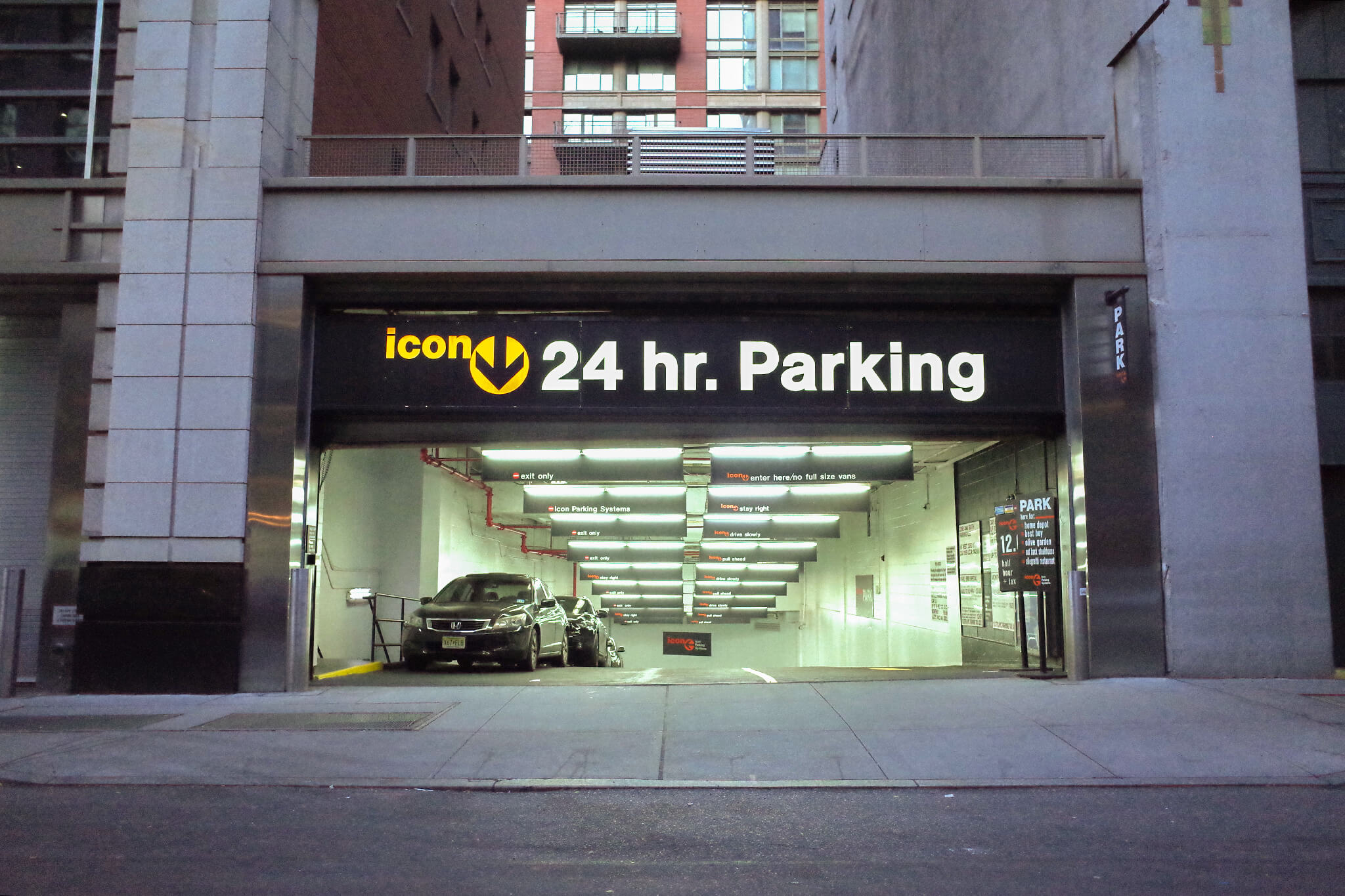 The Home Depot Manhattan West 23rd St Parking Find Parking Near