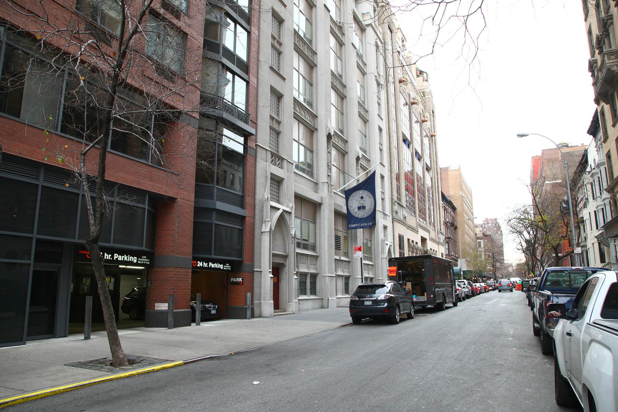 Parking Near 152 W 71st St New York New York New York New York