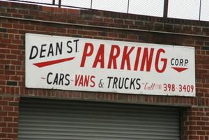 Dean Street Parking