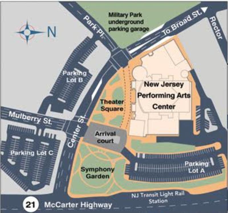 Newark parking find book parking in newark nj parkwhiz - Parking garage near my location ...